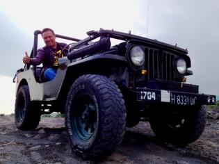 Mantan Sopir off road